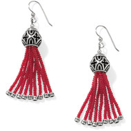 Brighton Boho Red Roots French Wire Earrings (JA1961)