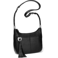 Brighton Baby Barbados Cross Body Hobo (2 Colors) (H4292A)