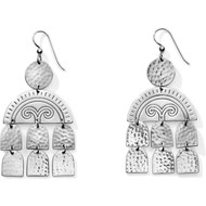 Brighton Marrakesh Large Soleil French Wire Earrings (JA3220)