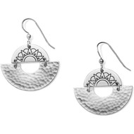 Brighton Marrakesh Small Soleil French Wire Earrings (JA3230)