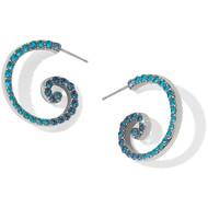 Brighton Sea of Love Hoop Earrings (JA3443)