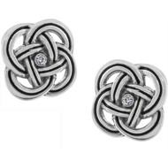 Brighton Interlok Post Earrings (JA3600)