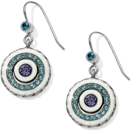 Brighton Halo Light French Wire Earrings (JA3622)