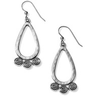 Brighton African Spiral French Wire Earrings (JA4520)