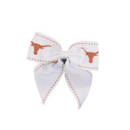 Texas Longhorn Bow Hair Clip (CCP-HA-296)