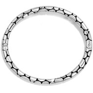 Brighton Pebble Slim Hinged Bangle (JB6760)