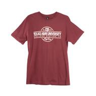 Texas A&M Seal T-Shirt (Ladies) (AIS01)