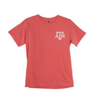Texas A&M Shattered Gig 'em T-Shirt (BJR01)