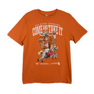 Texas Longhorn Come & Take It OU Tee (UT190210299)
