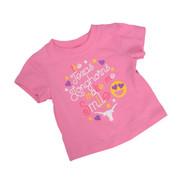 Texas Longhorn Infant Pearlie Tee (UT190230026)