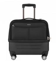 Travelon Anti-Theft Revolution Underseat Carry-On Spinner (44068-500-0090-01))