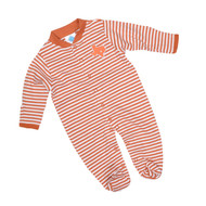 Texas Infant Footed Romper (FMOTX455)