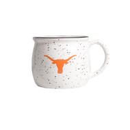 Texas Longhorn Speckled Colonial Mug (SP4692W)