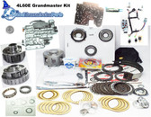 Complete 4L60E Transmission Performance Rebuild Kit (1997-2003)