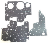 Ford 4R70W / 4R75E / 4R75W Transmission Valve Body and Cover Plate Gasket Set 2001-UP