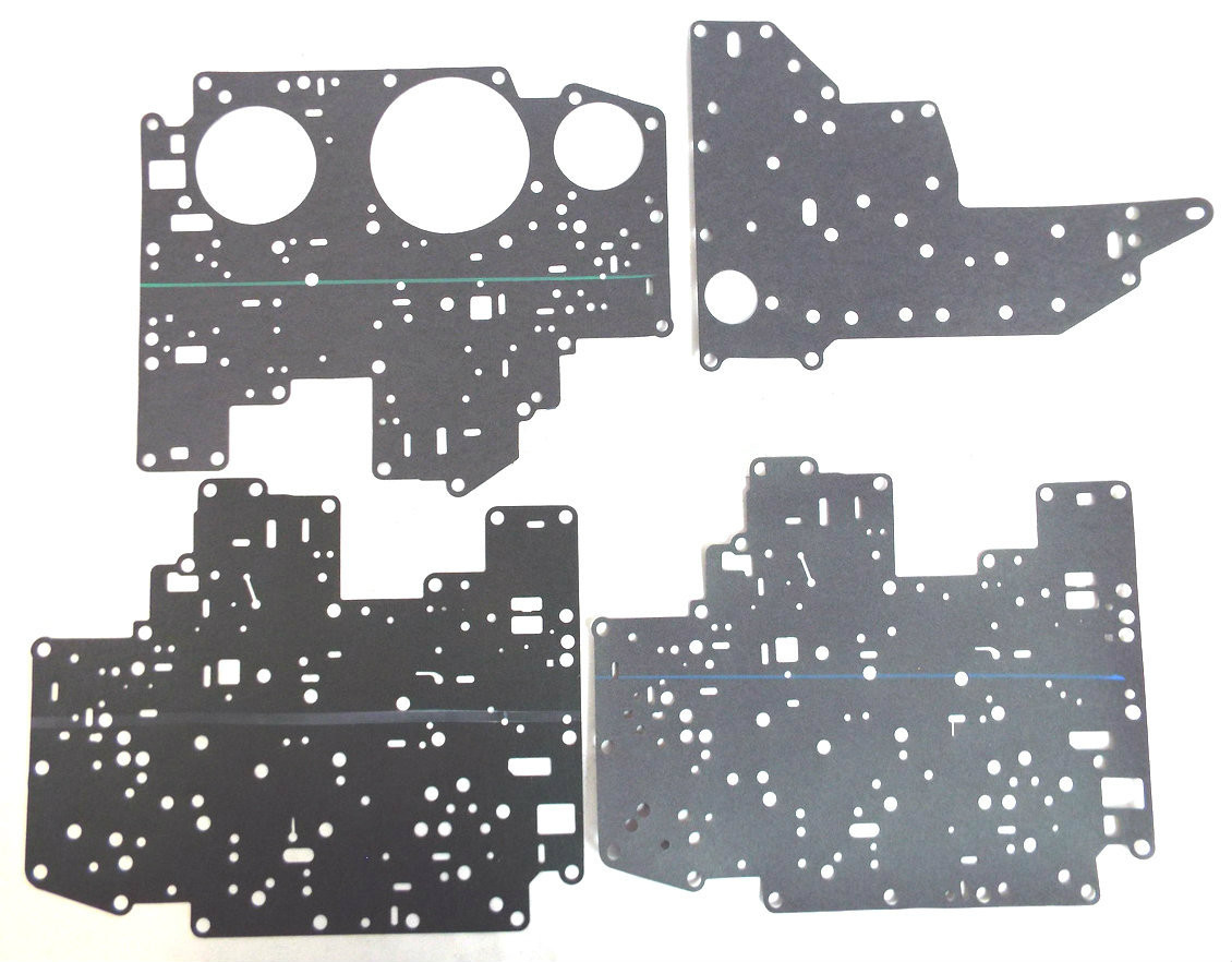 4R70W|4R75E|4R75W Complete Valve Body & Cover Plate Complete Gasket Set  (1996-UP) All Years