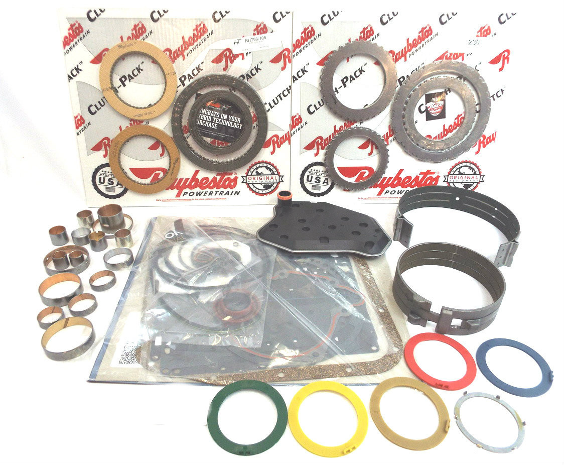 ford aode/4r70w complete master rebuild kit 1992-2002 buy now at global  transmission