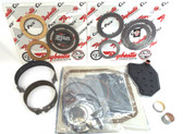 Basic Ford 4R70W AODE Transmission Master Rebuild Kit w/ Common Replacement Bushings 1996-2002 Buy this Rebuild Kit Now at Global Transmission Parts