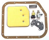 A500 Transmission Filter & Solenoid Repair Kit by Global Transmission Parts 3-Bolt Style Oil Filter 1996-1997