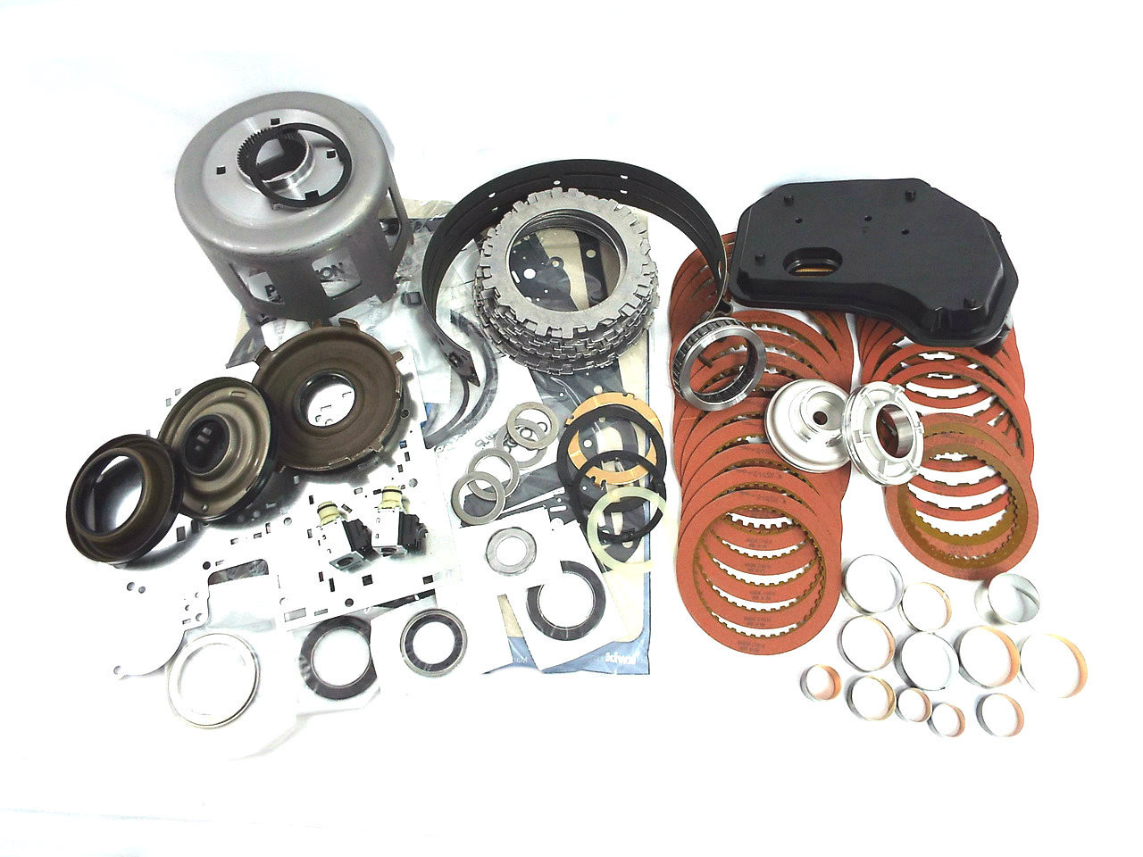 4L60E/4L65E HD Performance Rebuild Kit w/ Stage-1 Clutches 2004-2006