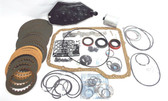 Dodge / Jeep / Chrysler 45RFE Transmission Banner Rebuild Kit w/ High Quality Clutches & Both Oil Filters