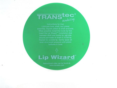 TransTec Lip Wizard Installation Tool Makes Installing Lip Seals Simple and Hassle Free -- No More Rips