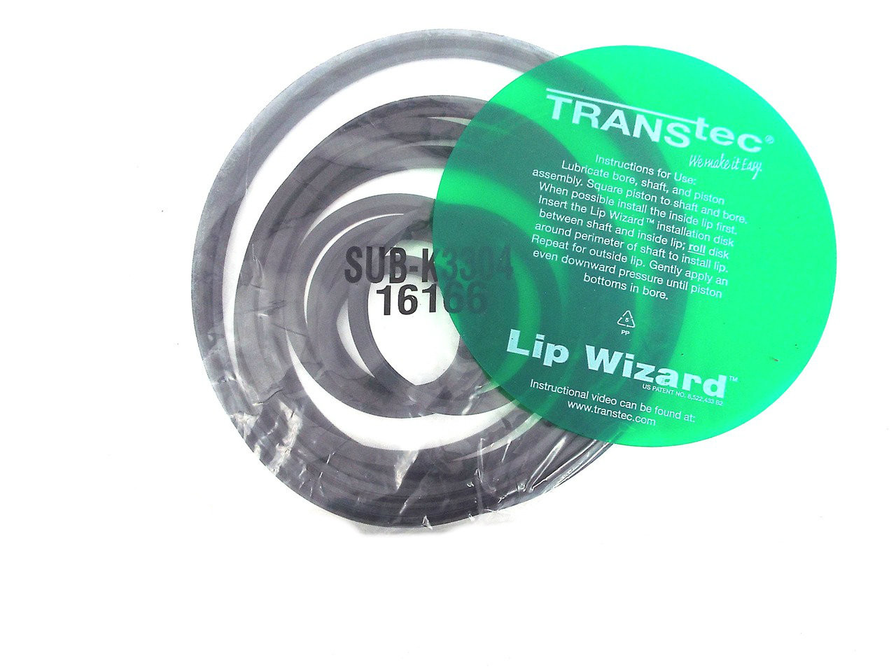 700R4|4L60E Lip Seal Kit w/ Lip Wizard Install Tool