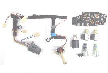 Global Transmission Parts 4L60E Electronic Wiring Harness Kit for a 1996 to 2002 GM Automatic Transmission