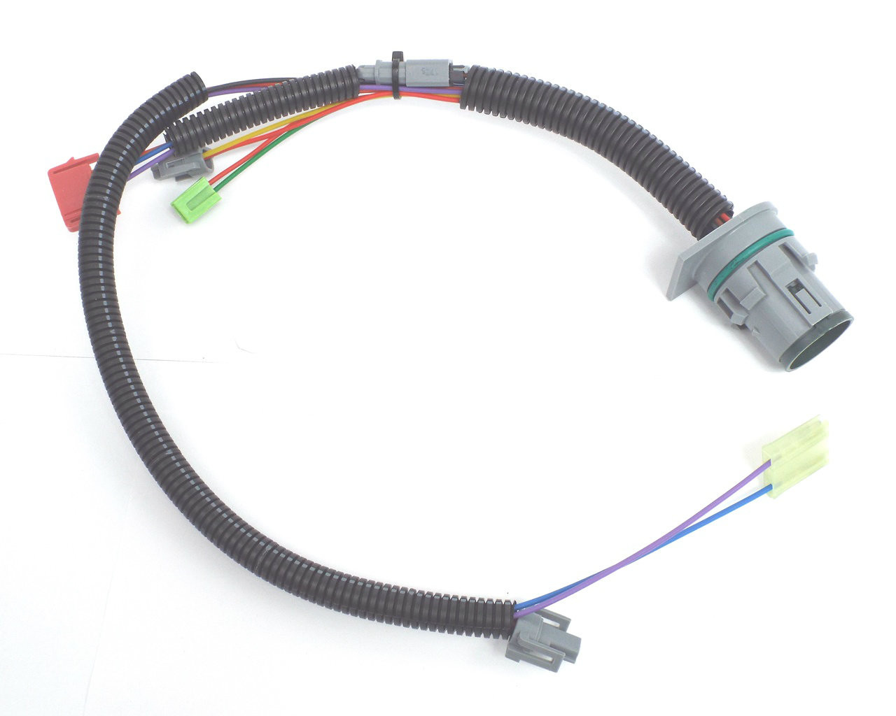 4l80e internal wiring harness (1991 2003) 24222798 Car Wiring Harness Color Code