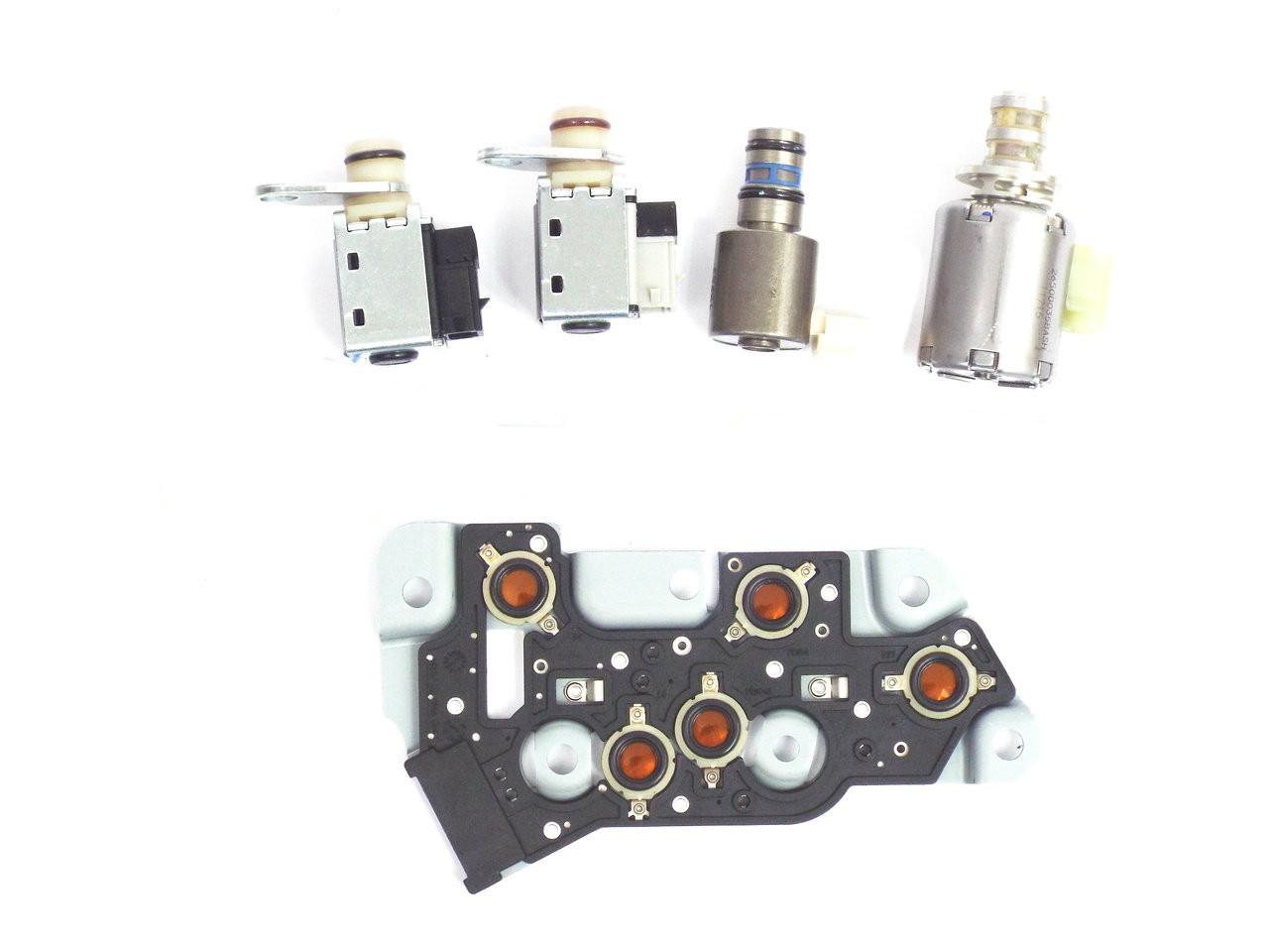 4L80E Solenoid Replacement Kit (2004-UP) 5-Piece Set