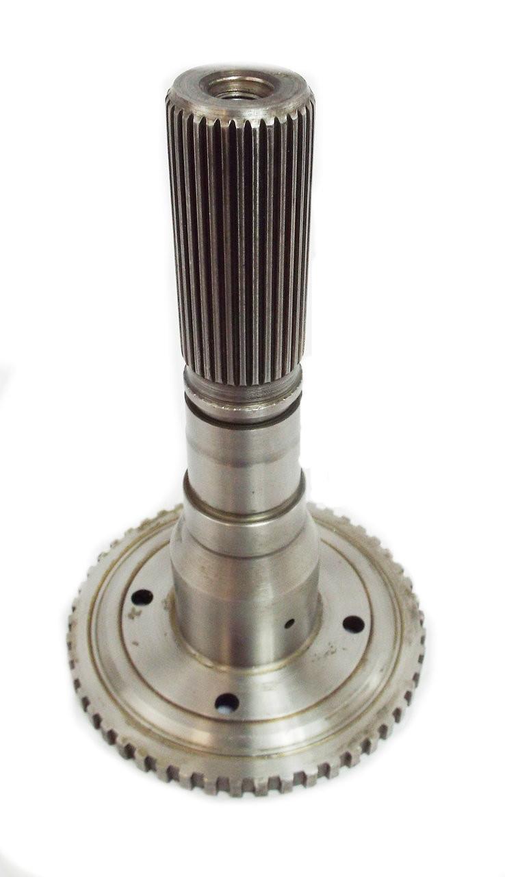 4L80E Output Shaft 2WD, 8 0'' Spline w/ Lube Hole