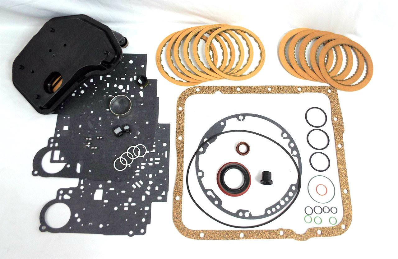 700R4/4L60E Transmission 3-4 Clutch Burn Up Repair Kit