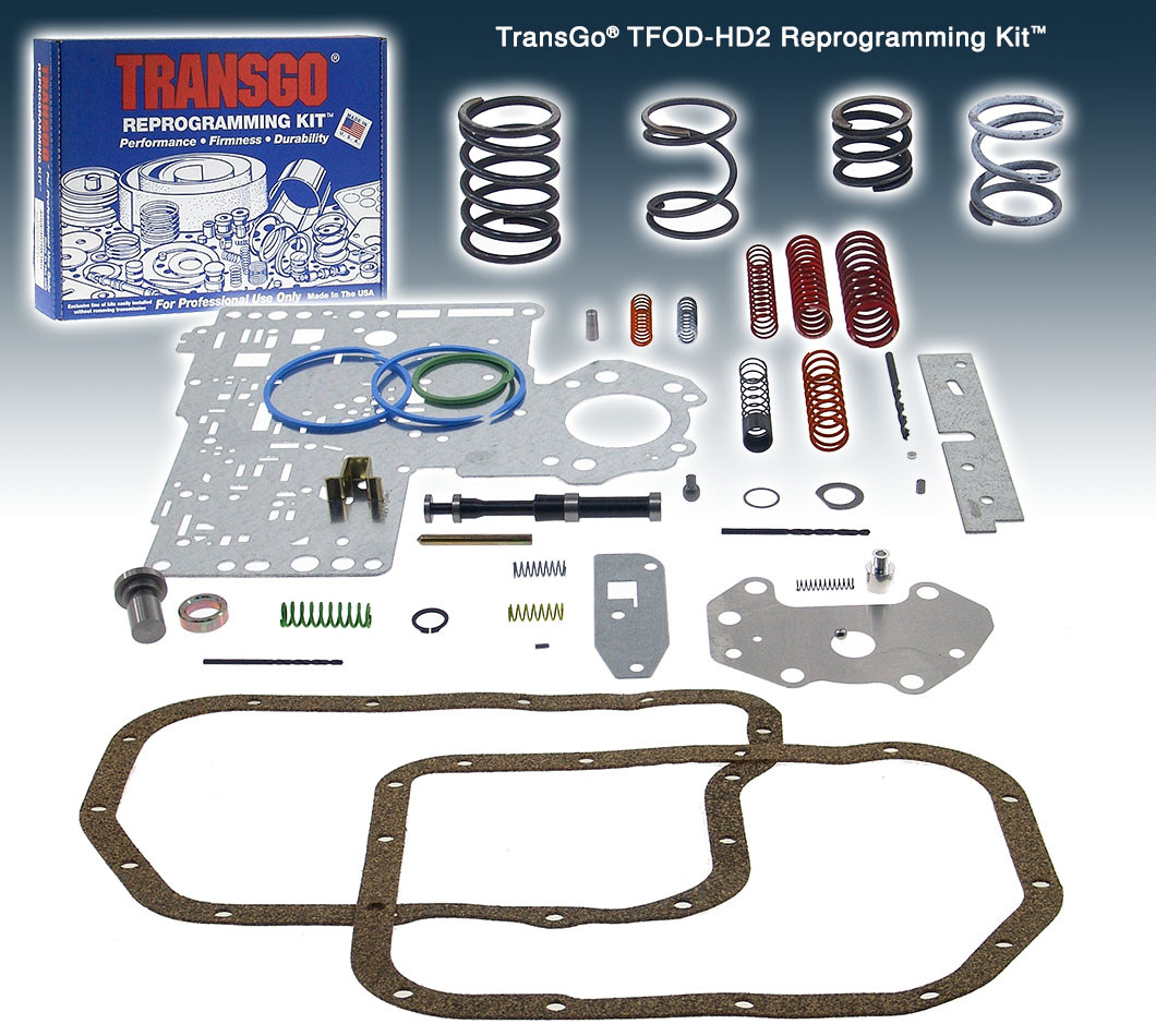 A618|47RH|47RE|48RE Valve Body Reprogramming Kit (1990-2002) HD &  Hi-Performance