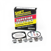 gm transmission parts turbo 350 350c hard parts global GM TH350 Spedometer gm 700r4 th350 th250 th400 governor shift point package by superior