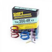 GM Turbo 200-4R Transmission Valve Body Shift Kit by Superior