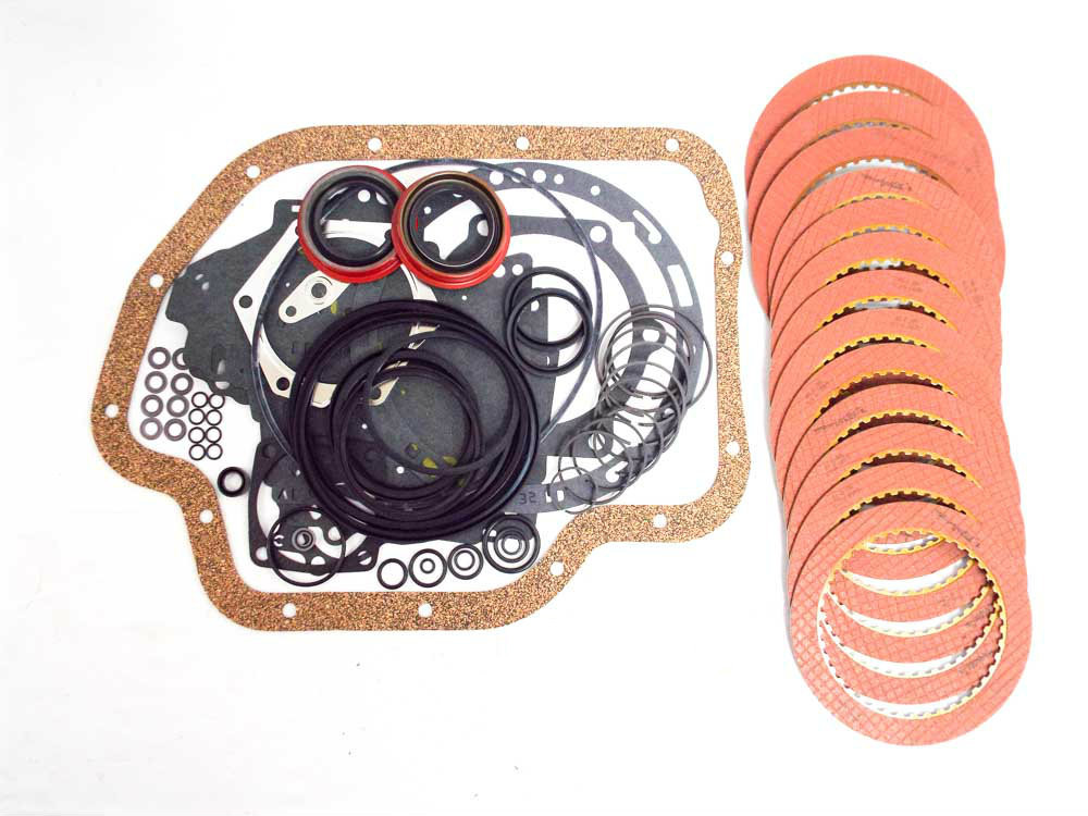 TH400 Banner Transmission Rebuild Kit w/ Stage-1 Clutches