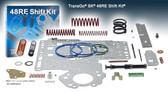 48RE Shift Kit (Diesel & V10 Engines) TRANSGO 2003-UP