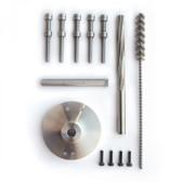Mercedes 722.6 NAG2 Transmission Pressure Regulator Valve Body Bore Repair Kit