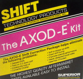 Ford AXODE AX4S Transmission Valve Body Shift Correction Kit by Superior