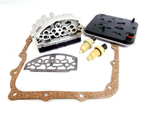A604 40TE 41TE Transmission Solenoid Pack Block Super Kit 1989 UP Borg Warner