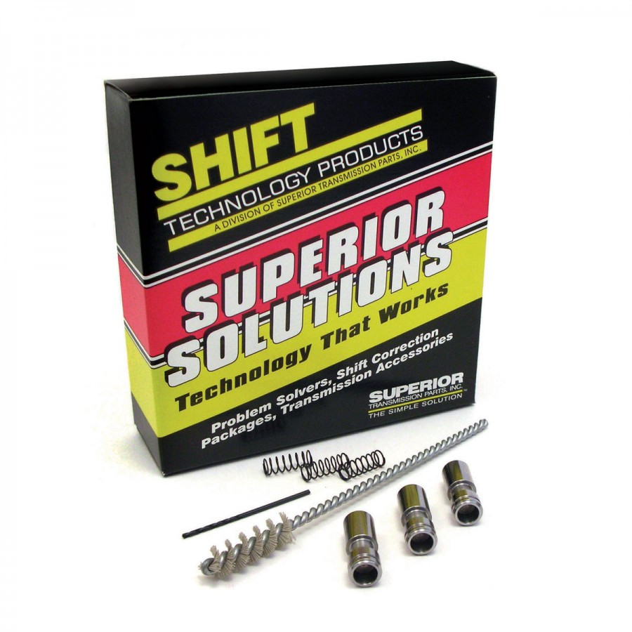 Ford E4OD 4R100 Transmission Accumulator Body Repair Kit by Superior
