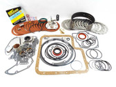 C6 Super Master Transmission Rebuild Kit w/ Stage-1 Clutches & Performance Upgrades