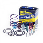 Ford AXOD AXODE AX4S AX4N 4F50N Transmission Shift Correction Kit w/ Boost Valve by Superior