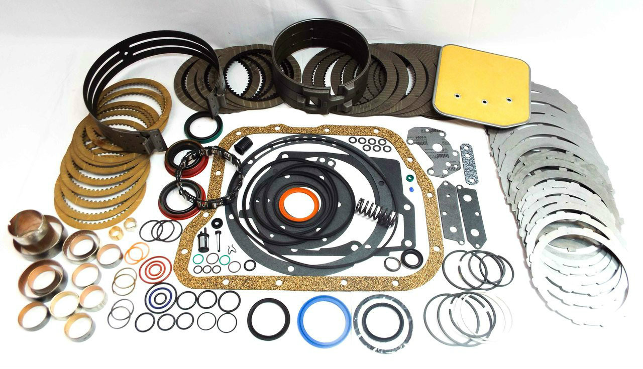 A518 A618 46RE|RH 47RE|RH Performance Master Plus Rebuild Kit