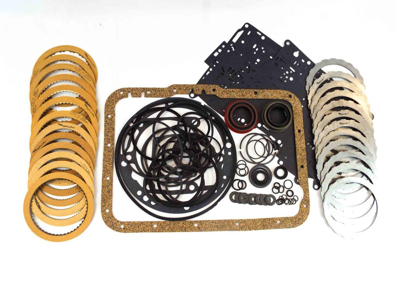 A4LD Transmission Basic Master Rebuild Kit on