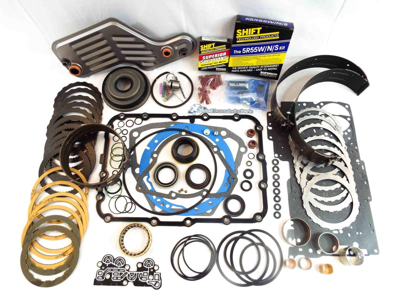 b7c3d3c962c 5R55S 5R55W Transmission Super Master Rebuild Kit. Price   595.00. Image 1.  Larger   More Photos