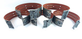 5-Pack Special - 700R4/4L60E 4L65E Extra Wide Red Eagle 2-4 Band by Alto (1982-UP) 2-5/8''