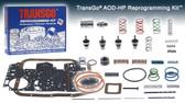 Ford AOD Transmission Shift Kit by TransGo (1979-1993) AOD-HP