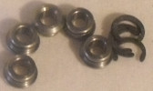 Valve Body Plate 1/4'' (.25) Check Ball Seat Repair Kit