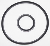 700R4|4L60E Overrun Clutch Piston Lip Seal Kit (1982-UP) Inner & Outer L/S